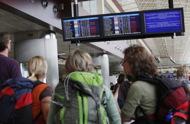Are you flying to or from Spain this Easter? Here's the full list of cancelled flights
