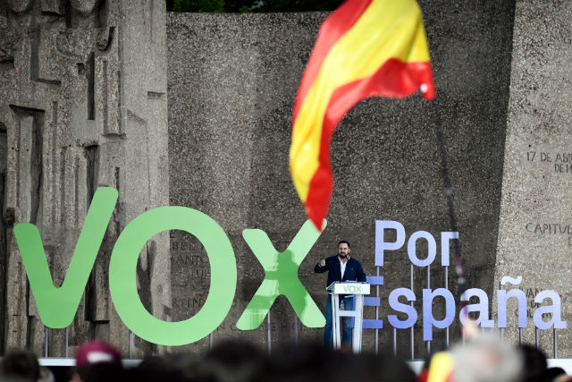 Spain's far-right Vox party won the internet campaign: study