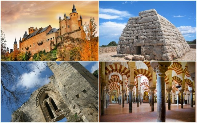 Ten ancient Spanish monuments that must be protected at all costs