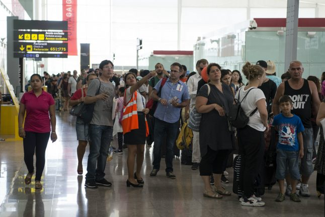 Threat of Spanish transport strikes looms as Holy Week approaches