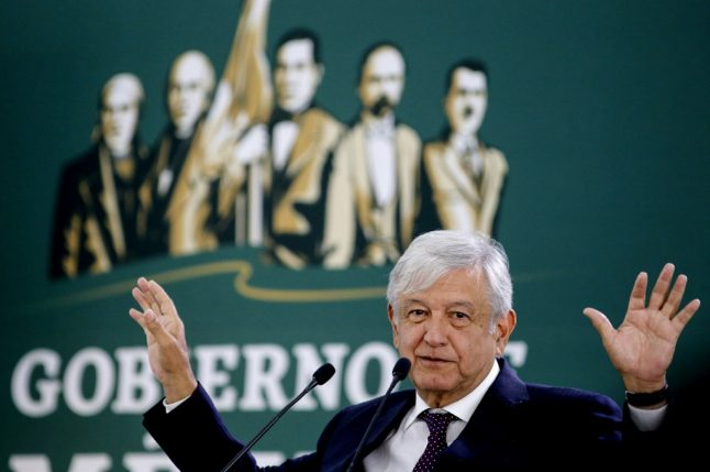 Mexican president wants to know who leaked his letter demanding apology from Spain
