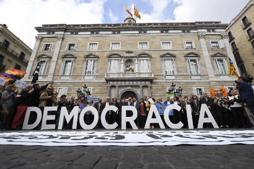 'Less shouting, more listening', plead weary Catalans as election looms