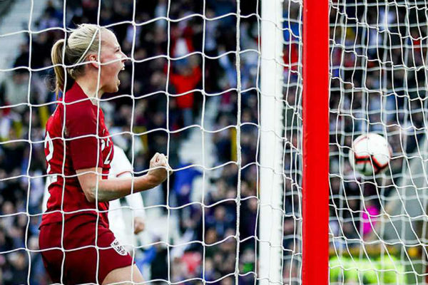 Lionesses beat Spain in Women's World Cup warm-up