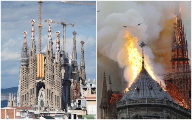 Spain to review monument security after devastating Notre-Dame fire