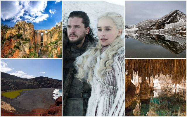 Ten potential Spanish filming locations for the upcoming Game of Thrones prequel