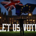 Chances of Brexit being called off are at 30 percent, says EU chief