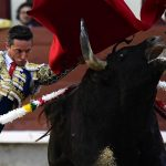 Madrid's bullfighting 'ritual' acclaimed and contested