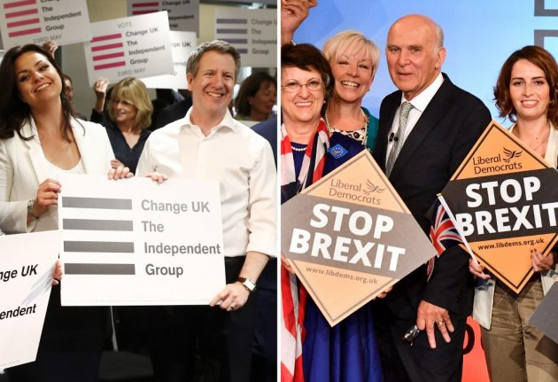 European elections: How UK vote could help predict outcome of a second Brexit referendum