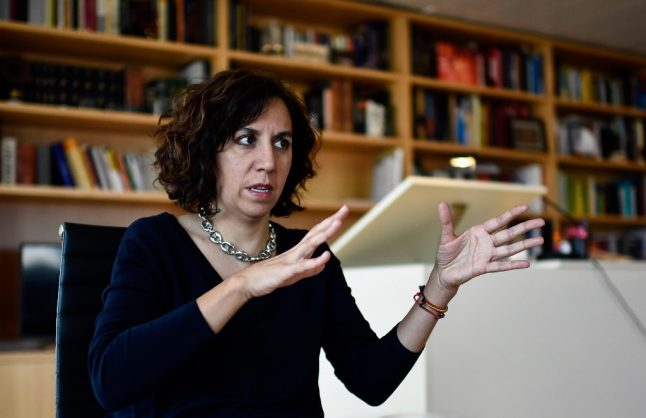 Meet the woman fighting to revive Spain's international reputation