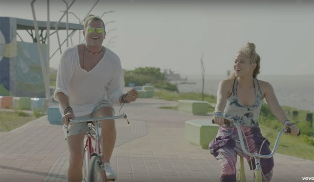Spain court clears Shakira of plagiarism of hit song La Bicicleta