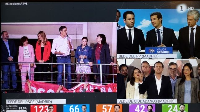 Spanish general election: the winners, the losers – and Vox