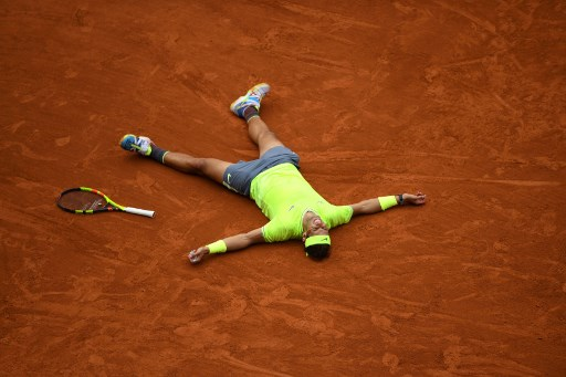 'I was down mentally and physically' admits Rafa Nadal on winning 12th Roland Garros title