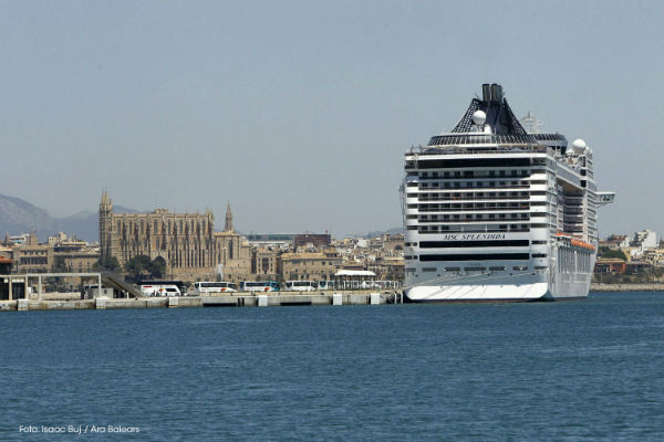 Why Mallorca wants to curb cruise ships to the island