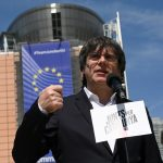 Spanish MEPs' access suspended over Catalan dispute
