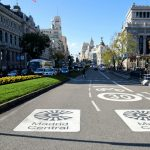 Thousands march to save Madrid Central anti-pollution plan