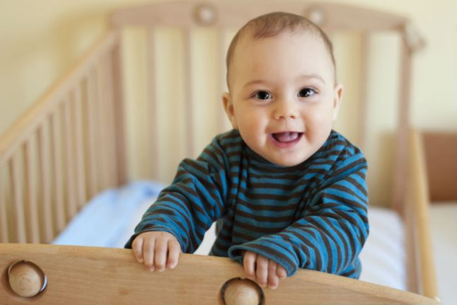 These are Spain's most popular baby names