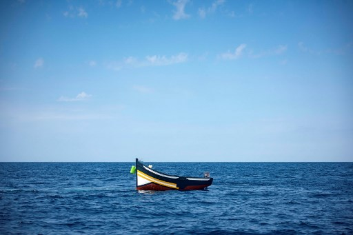 50 migrants rescued from drifting boat off Malaga