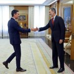Spain inches closer to new government as PM meets king