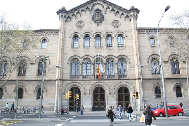 Five things to know about the 'best university in Spain'