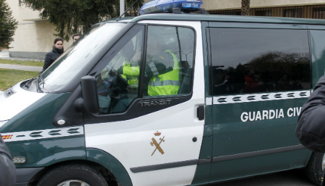Airman with Brazilian G20 delegation arrested in Seville with 39kg of cocaine