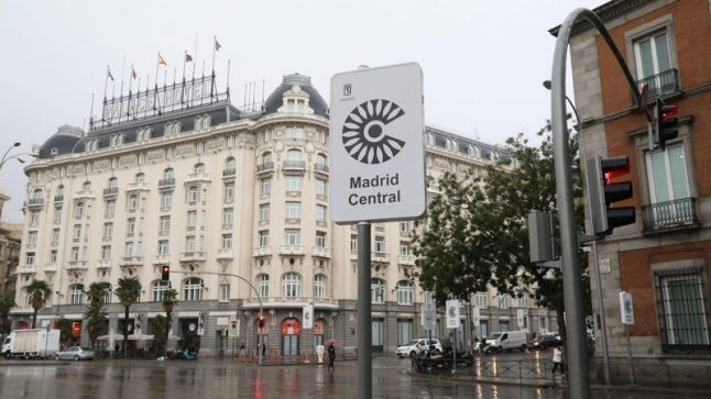 Residents urge new right-wing City Hall not to reverse Madrid's anti-pollution traffic plan