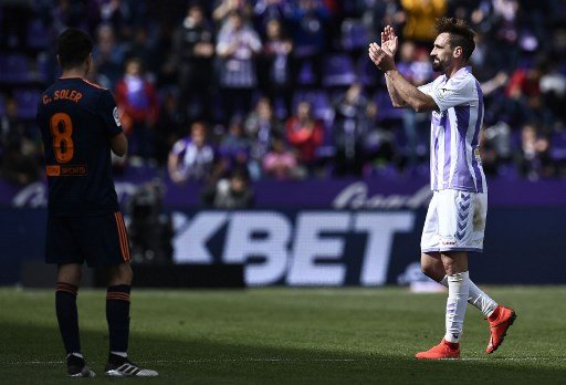 Match fix: Seven Valladolid players 'paid to lose against Valencia'