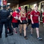 From arrests to pickpockets: The numbers that tell the story of Liverpool and Spurs fans in Madrid