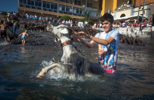 These are the weird and wonderful ways Spain celebrates midsummer