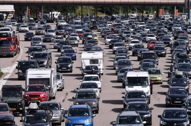 Operación Salida: Everything you need to know about driving during Spain's worst travel period of the summer