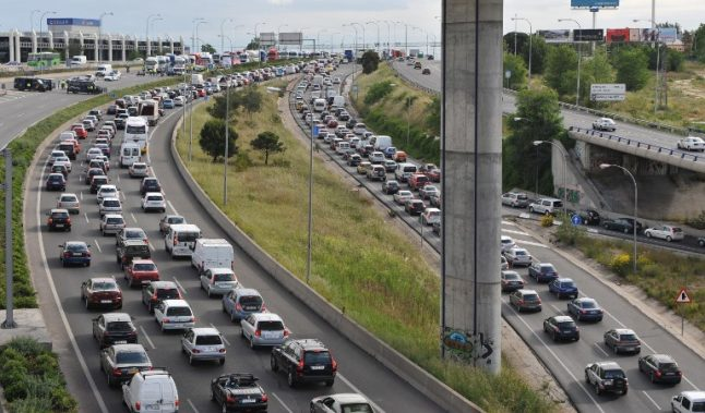 Driving in Spain: Everything you need to know about Operación Salida