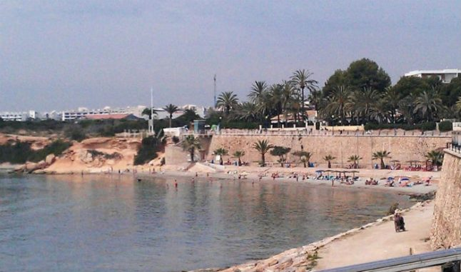 Second Brit dies after fall while snapping selfie at Costa Blanca beach
