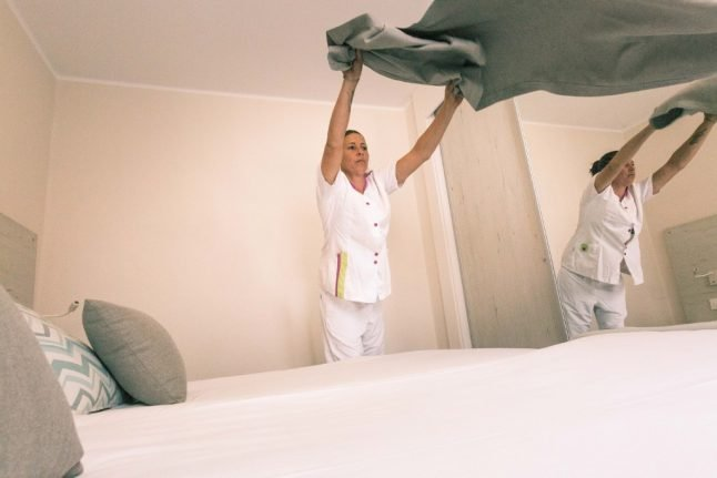 'Hotels fear us': How Spain's chambermaids are fighting subcontract exploitation