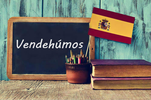 Spanish word of the day: 'Vendehúmos'