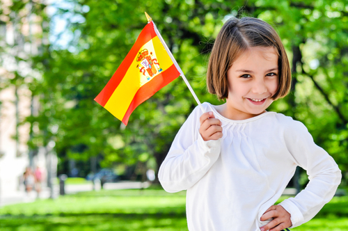 The 28 surefire signs that your child is definitely Spanish