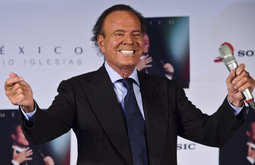 He's the daddy: Court rules that Julio Iglesias fathered secret son