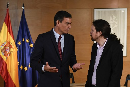 'We don't want you': Spain's PM rejects far-left Podemos for new government