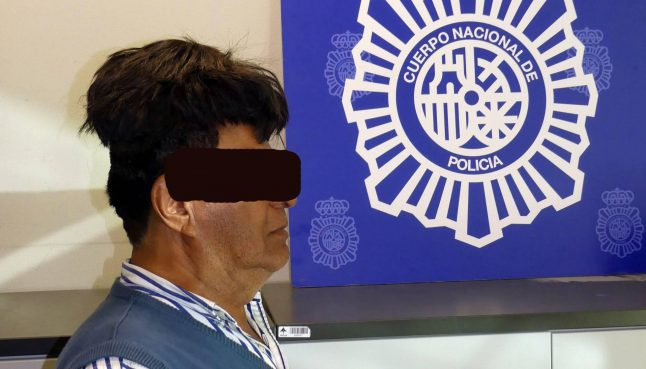 Operation Toupee: Man arrested in Spain with cocaine under wig