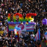 In pics: 400,000 march through Madrid for Gay Pride
