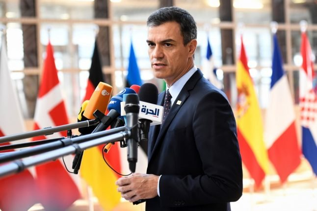 Spain's Sánchez moves closer to securing parliament support for second term