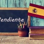 Spanish word of the day: 'Pendiente'