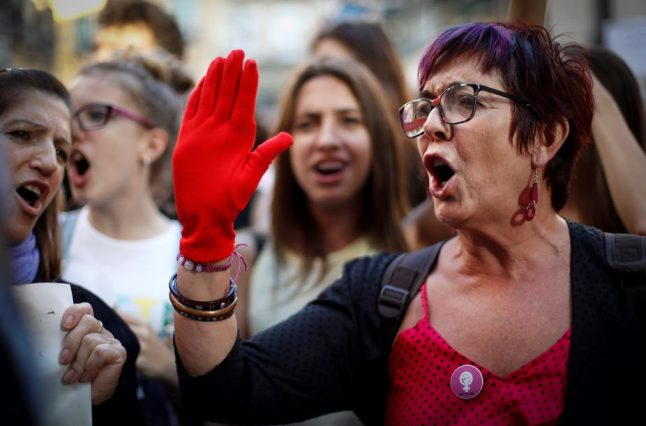 ANALYSIS: Why are gang rape accusations treated as 'sexual abuse' in Spain? Another trial fails another victim