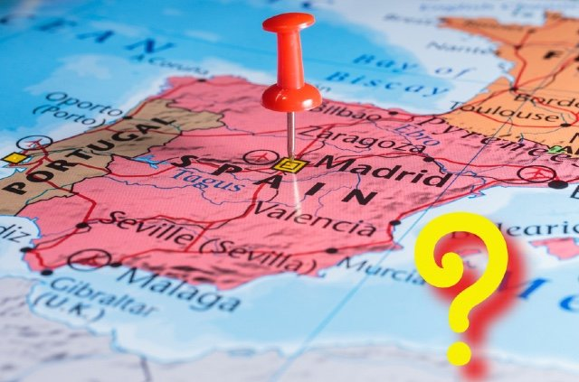 What's the one question you want to ask about Spain or the Spanish?