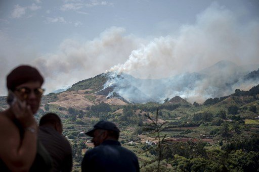 'It's unstoppable': What you need to know about the Gran Canaria wildfire