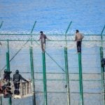 Ceuta: 155 migrants force entry into Spanish enclave