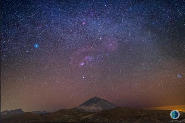 Stargazing: When and where to see the Perseid meteor shower in Spain