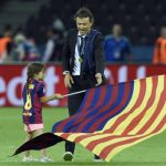 'You will be the star that guides our family': Ex-Spain coach Luis Enrique loses 9-year-old daughter to cancer