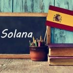 Spanish word of the day: 'Solana'