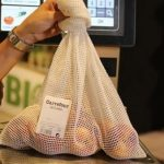 Spain's Carrefour supermarkets replace plastic with cotton mesh bags for fruit and veg