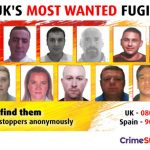 Have you seen these fugitives? They could be hiding out in Spain