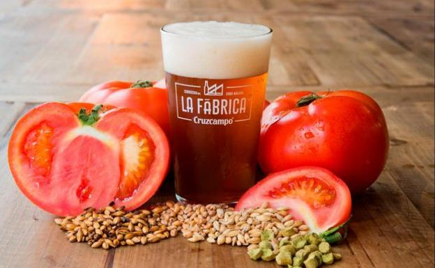 Spain loves gazpacho so much, someone just invented a beer that tastes like tomatoes